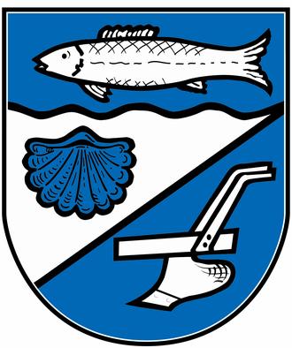 Fisch, Rhineland-Palatinate - Image: Wappen Fisch