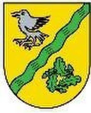 Ostereistedt - Image: Wappen Ostereistedt