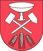 Das Wappen von Welzow