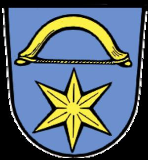 Bogen, Germany - Image: Wappen bogen