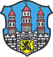 Wappen der Stadt Freiberg laut Wappenordnung