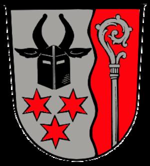 Walting - Image: Wappen von Walting