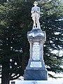 War Memorial Alexandra, New Zealand.jpg