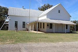 Waring, Texas - Waring Schoolhouse