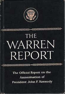 the discrepancies of the warren commissions report on the jfk assassination The warren commission  issued its report on march 29, 1979 assassination records collection through the president john f kennedy assassination records.