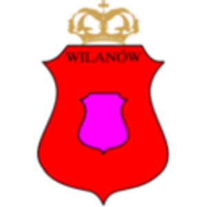 Wilanów - Image: Warsaw district Wilanow coa