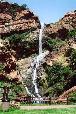 Waterfall, Witwatersrand National Botanical Gardens.jpg