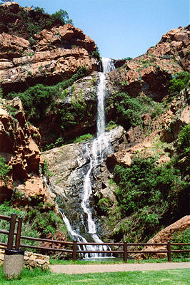 Waterfall, Witwatersrand National Botanical Gardens.jpg