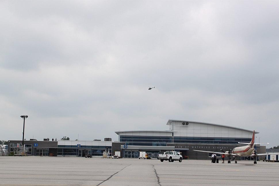 Waterloo Airport Terminal
