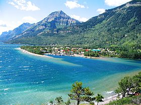 Image illustrative de l'article Parc national des Lacs-Waterton