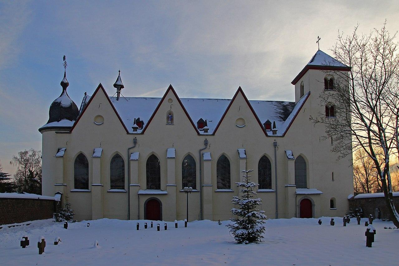 Weihnachten in Köln Dünnwald