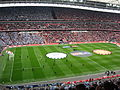 Wembley Manchester derby pre-kick-off.JPG