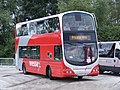 Wessex Connect Volvo B9TL - Wrights - EY07 AXM 2012 Olympic games, White Water centre (7700018958).jpg