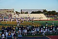 West Texas A&M vs. Texas A&M–Commerce football 2016 23 (West Texas A&M on offense).jpg