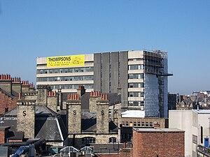 Westgate House, Newcastle upon Tyne - Image: Westgate House Newcastle