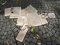 White Rose Movement Public Memorial - Geschwister-Scholl-Platz - Ludwig-Maximilians-Universitat - Munich - Germany - 01.jpg