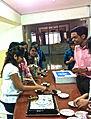 WikiWomenDay Wikipedia Club Pune 2012-10.jpg