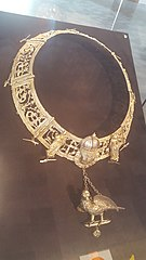 collar of the guild of musketeers from Nivelles