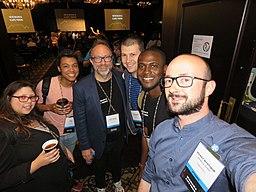 Wikimania 2018 by Sam Oyeyele.jpg