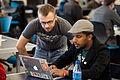 Wikimedia Hackathon San Francisco 04.jpg