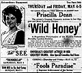 Wild Honey (1922) - Ad 1.jpg