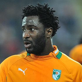 image illustrative de l'article Wilfried Bony