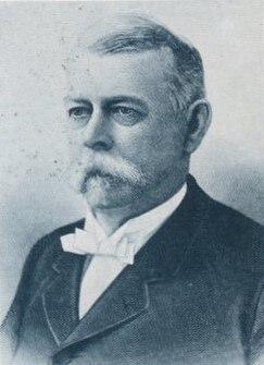 William H. Clagett American politician