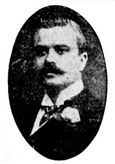 William Foran Canadian ice hockey executive