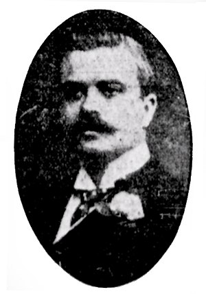 William Foran - William Foran in 1910