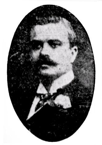 William Foran - William Foran in 1910