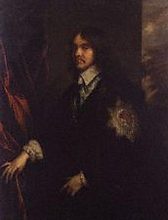 Adriaen Hanneman - Image: William Hamilton 1616 1651