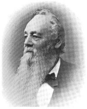 William J. Bacon - Image: William J. Bacon