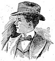 William Robert Elliston in The Tennessean 1898.jpg