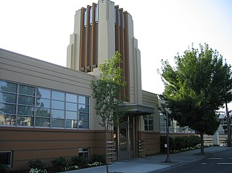 Francis Marion Stokes - Image: Williams & Company Building (1936) in Portland, OR