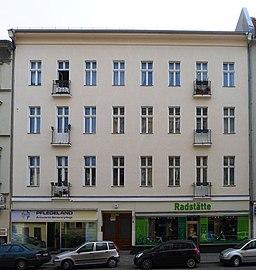 Straße 155 in Berlin