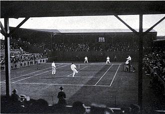 1910 Wimbledon Championships - Wimbledon 1910, Men's doubles final