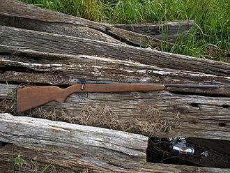 Winchester Model 121 - 1967 Winchester 121