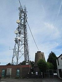 Windmill and telecommunications tower, Werrington 1.jpg