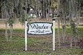 Windsor Park sign, Brunswick, Georgia, USA.JPG