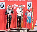 Winners Men FIS Cross-Country World Cup Quebec 2012.jpg