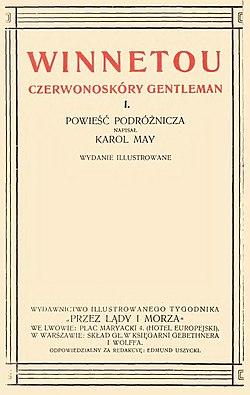 Winnetou - okładka