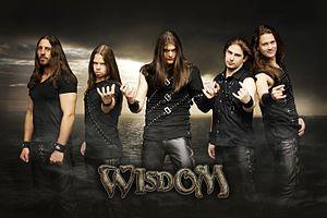 Wisdom (band) - Add caption here
