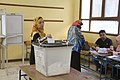 Women vote in Cairo - 27-May-2014.jpg
