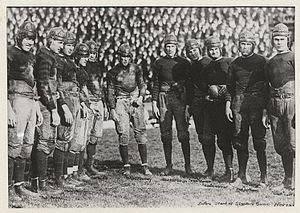 "Andy Smith (American football) - 1920 Cal ""Wonder Team"""
