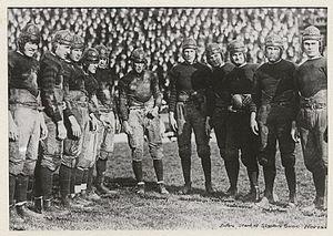 "Andy Smith (American football) - 1920 Cal ""Wonder Team"""