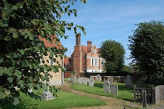 Peter Chamberlen the younger - Woodham Mortimer Hall, home of the Chamberlen family