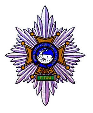 Worcestershire and Sherwood Foresters Regiment - Image: Worcestershire & Sherwood Foresters Regiment cap badge