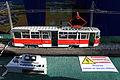 Working model of the tram.JPG