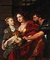 Workshop of Peter Paul Rubens - Herodias and Salome with the Head of Saint John the Baptist.jpg