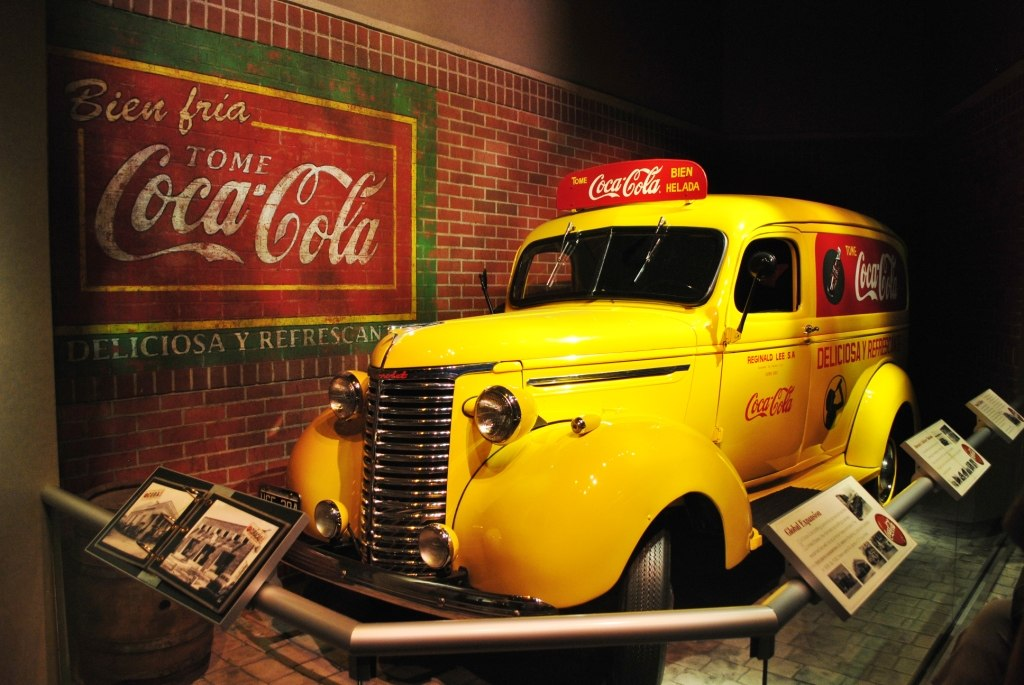 World of Coca-Cola Museum - Virtual Tour